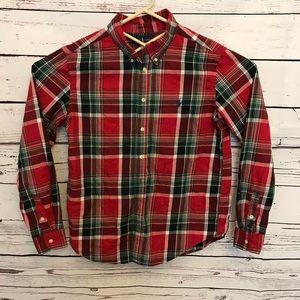 Ralph Lauren Boys XL Button Down Shirt